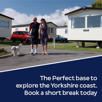 The perfect base to explore the Yorkshire coast. Book a short break today. Current stock.