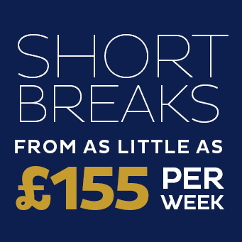 Hire prices from as little as £155 per week.