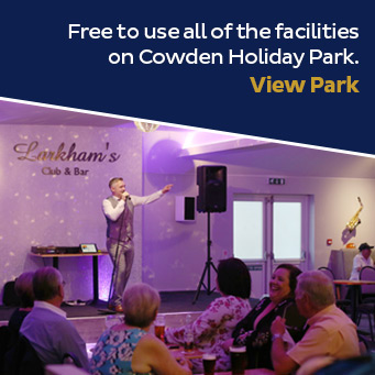Free to use all of the facilities on Cowden Holiday Park. View Park.